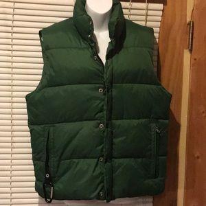 ✅ 5/$20 Men's S old navy vest SMALL DEFECT